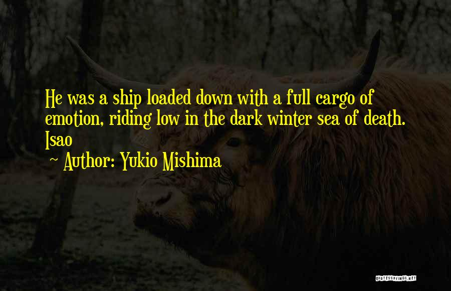 Yukio Mishima Quotes 551521