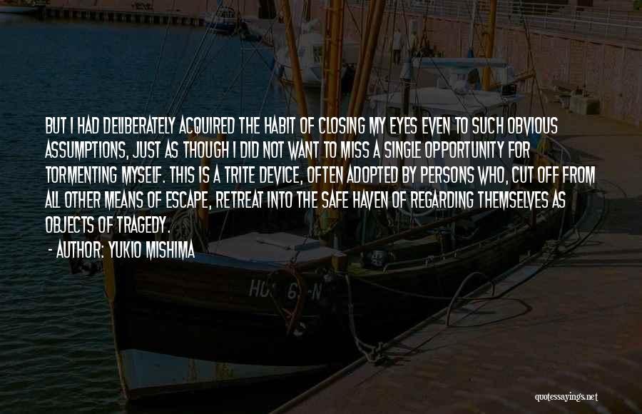 Yukio Mishima Quotes 563524