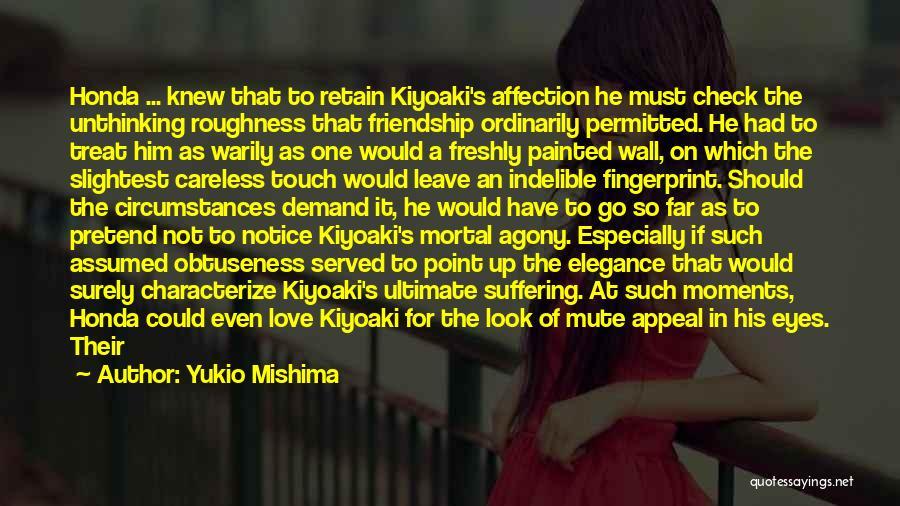 Yukio Mishima Quotes 666309