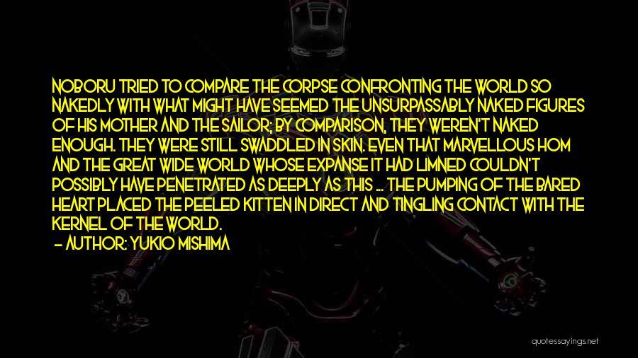 Yukio Mishima Quotes 830127