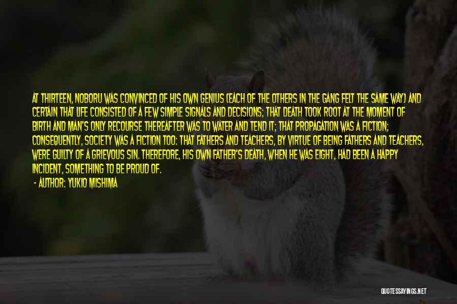 Yukio Mishima Quotes 90233