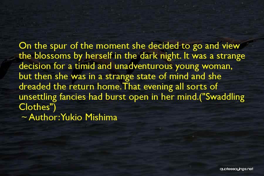 Yukio Mishima Quotes 921697