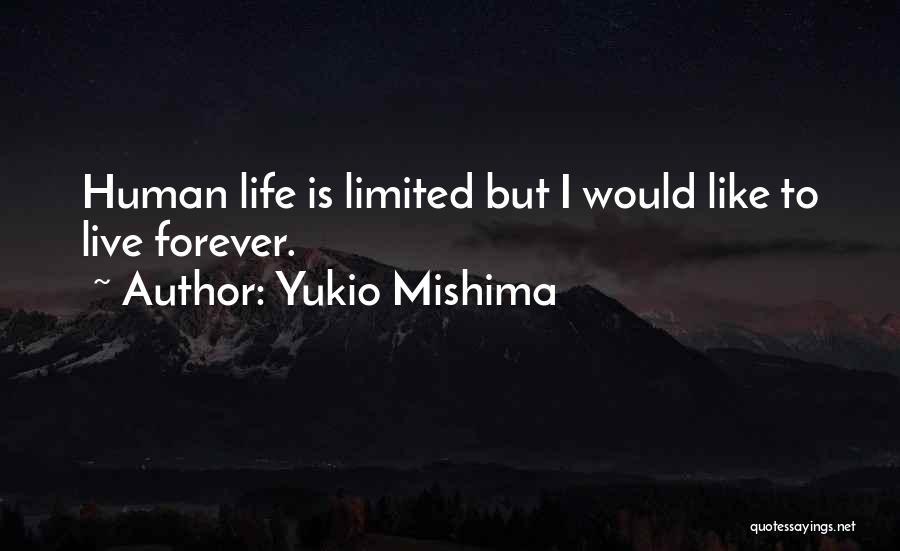 Yukio Mishima Quotes 997374