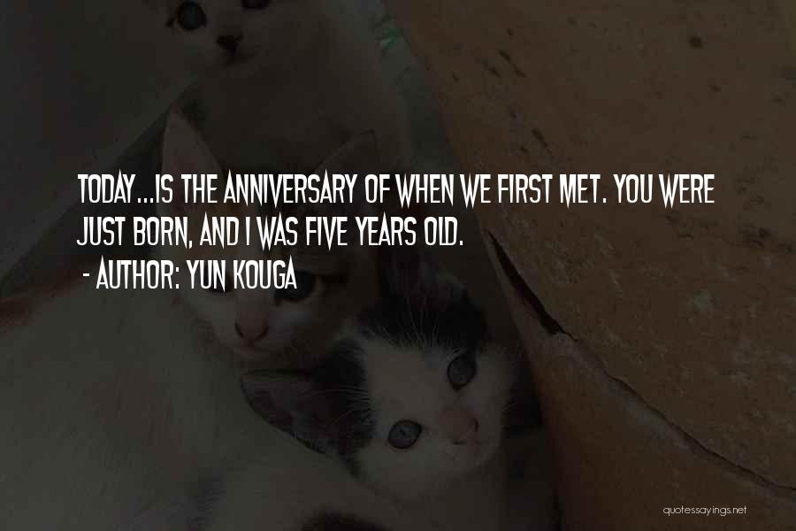 Yun Kouga Quotes 317285