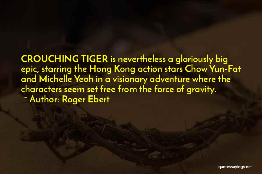 Yun Oh Quotes By Roger Ebert