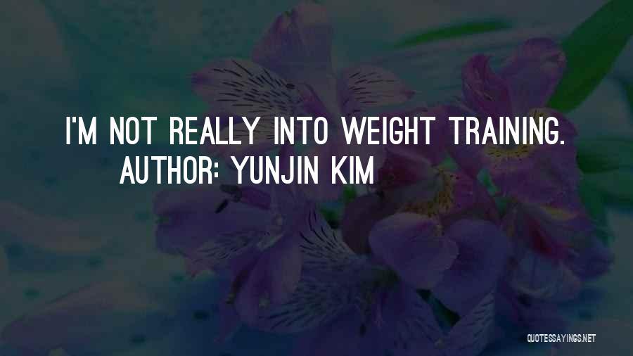 Yunjin Kim Quotes 141687