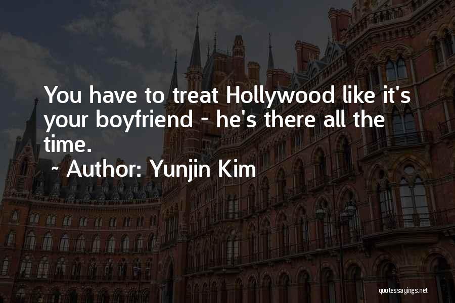 Yunjin Kim Quotes 723383