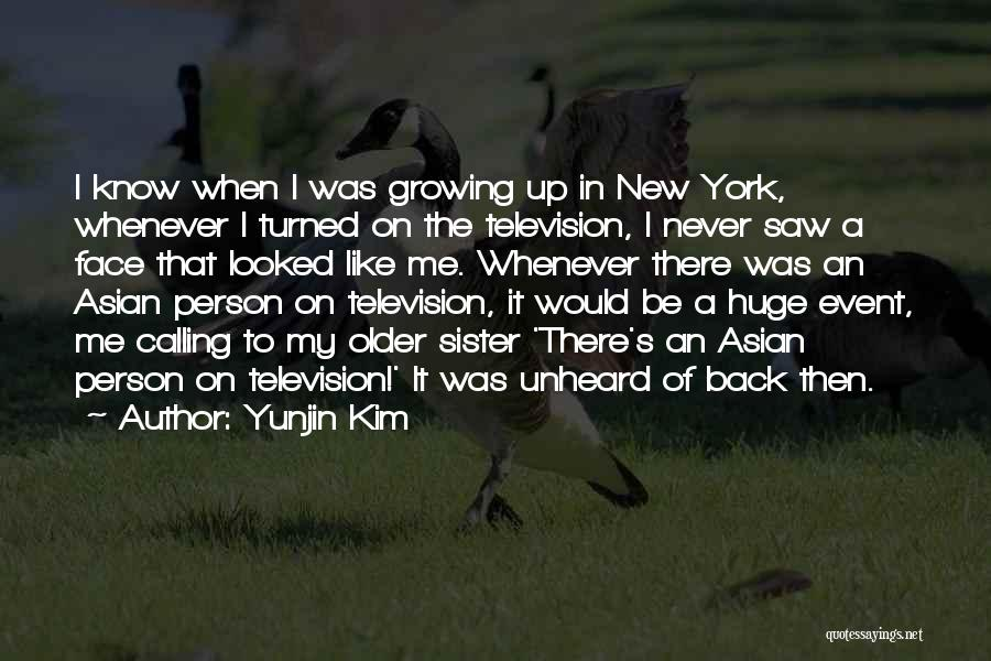 Yunjin Kim Quotes 994733