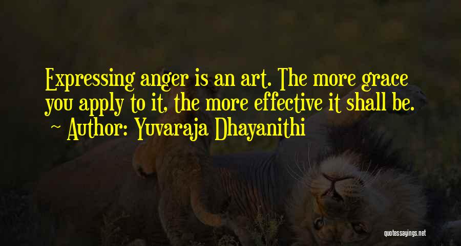 Yuvaraja Dhayanithi Quotes 854048
