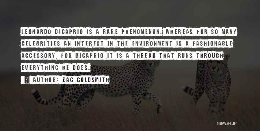 Zac Goldsmith Quotes 1084635
