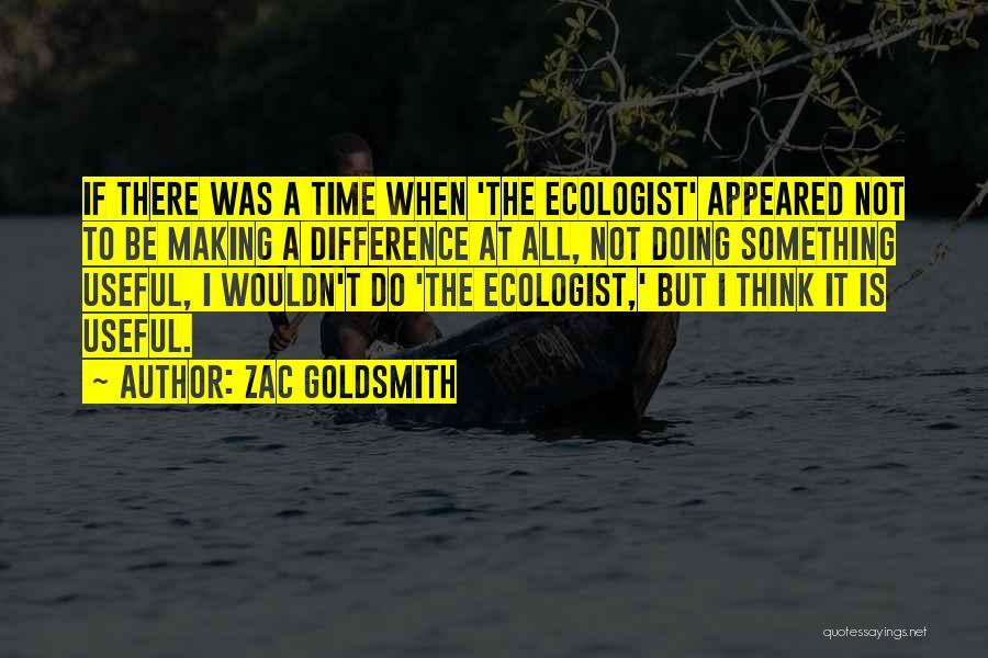 Zac Goldsmith Quotes 1449952
