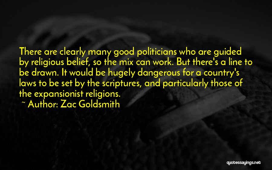 Zac Goldsmith Quotes 161428