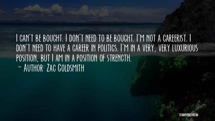 Zac Goldsmith Quotes 1922369