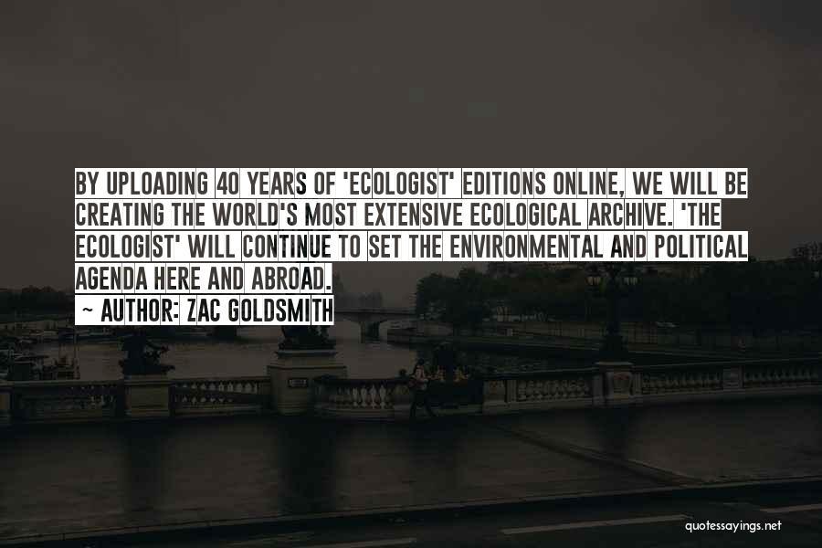 Zac Goldsmith Quotes 2061525