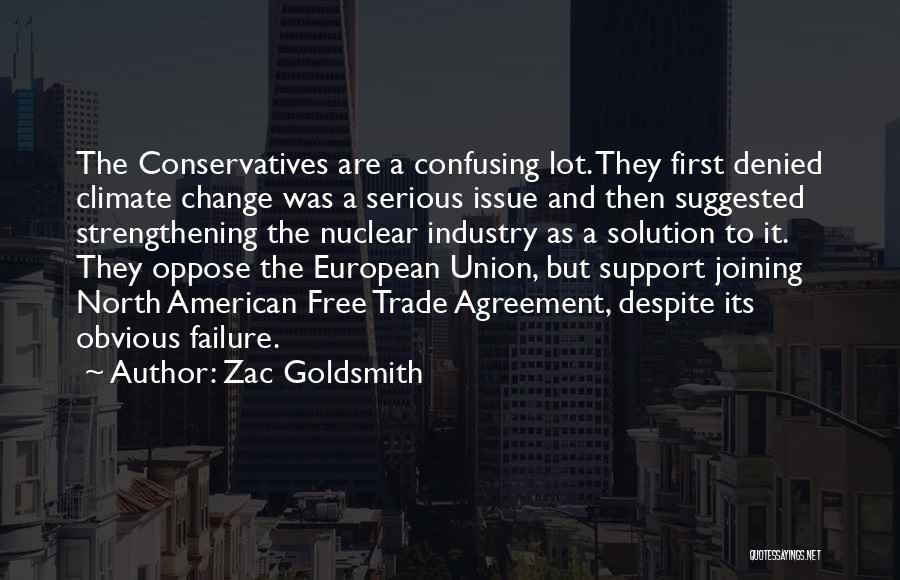 Zac Goldsmith Quotes 398841