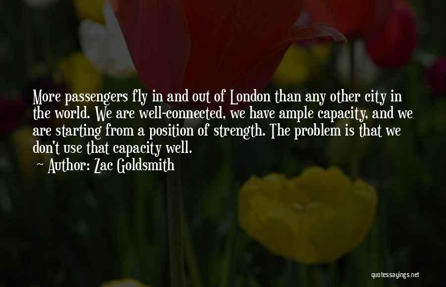 Zac Goldsmith Quotes 554771