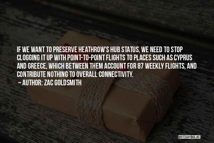 Zac Goldsmith Quotes 607057