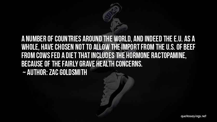 Zac Goldsmith Quotes 649495