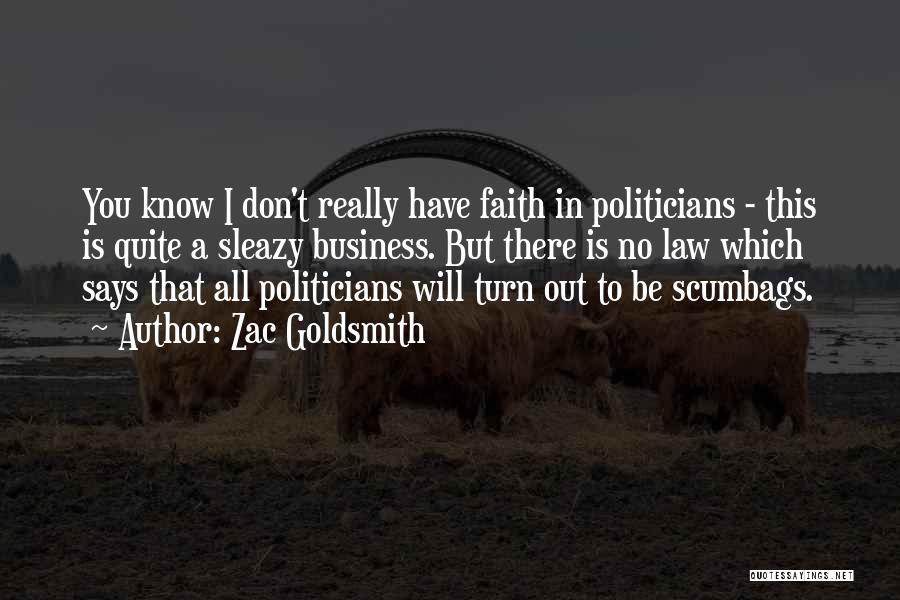 Zac Goldsmith Quotes 778139