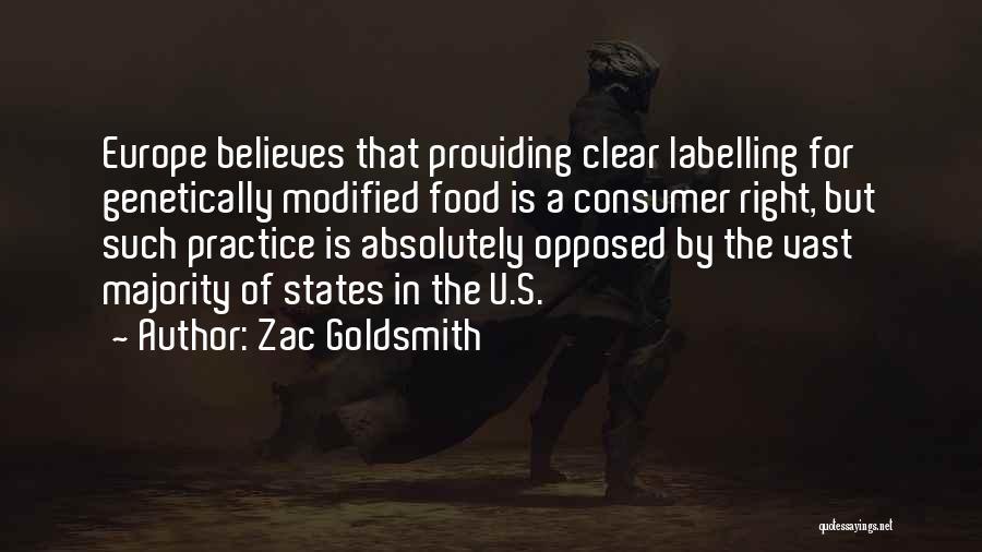 Zac Goldsmith Quotes 90897