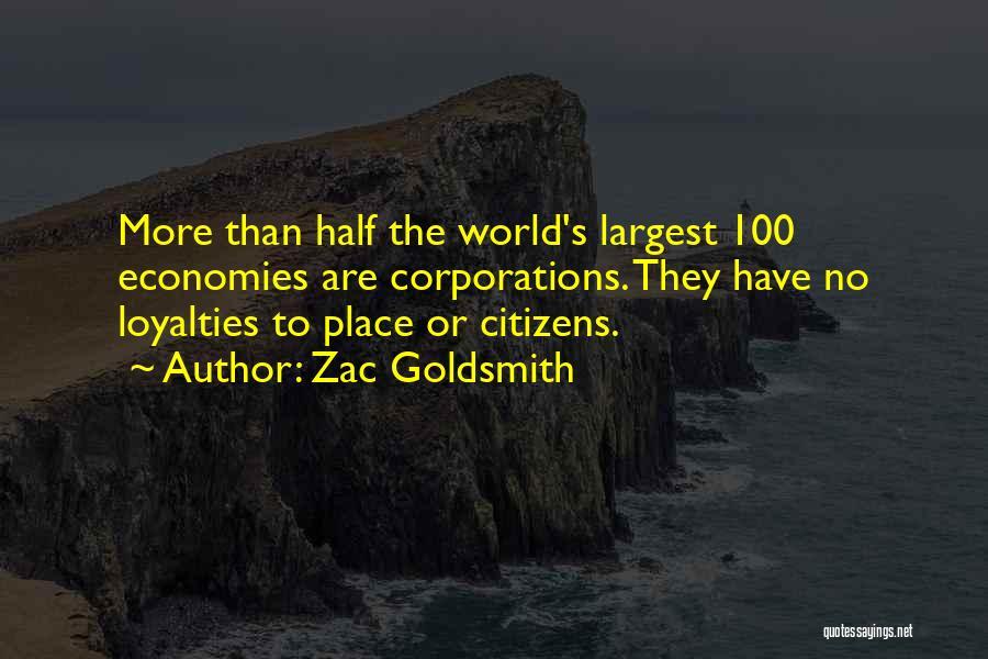 Zac Goldsmith Quotes 94740