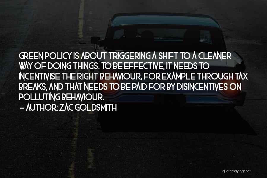 Zac Goldsmith Quotes 959455