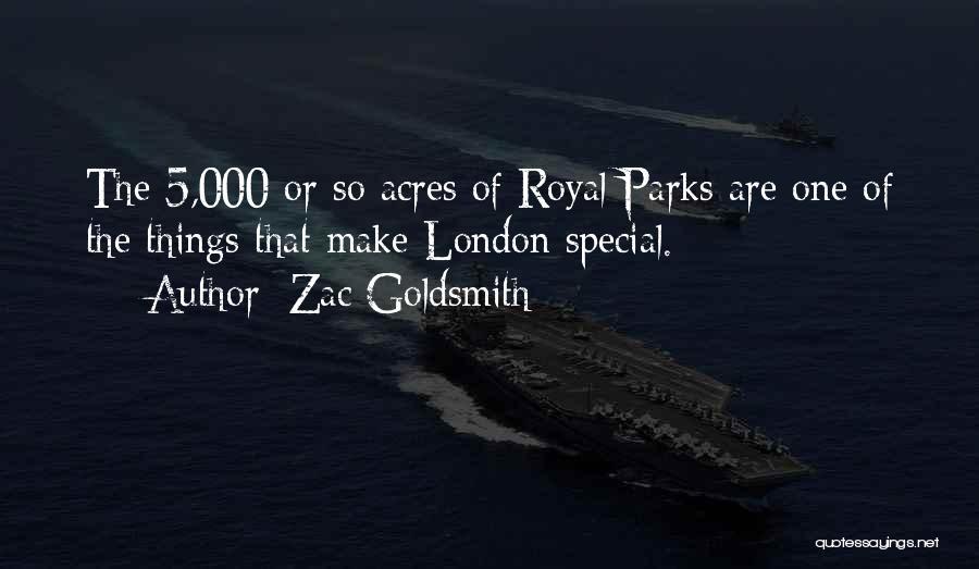 Zac Goldsmith Quotes 959489