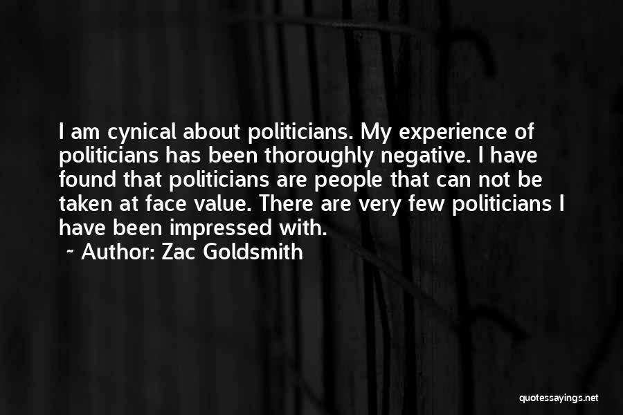 Zac Goldsmith Quotes 986329
