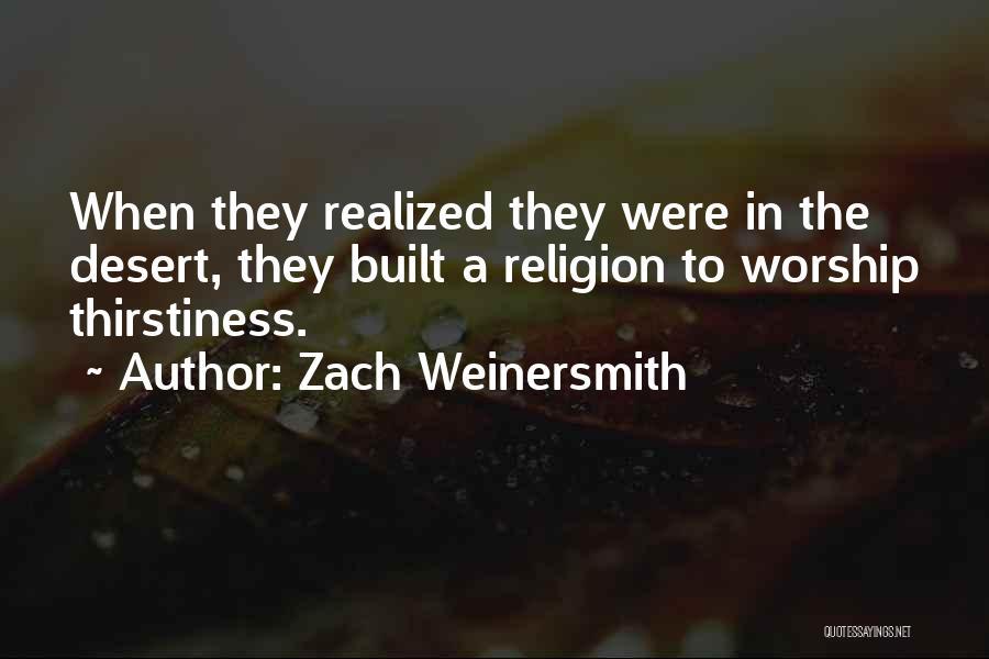 Zach Weinersmith Quotes 1149108