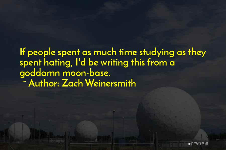 Zach Weinersmith Quotes 955987