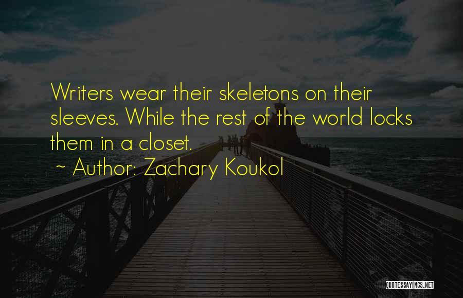Zachary Koukol Quotes 2012401