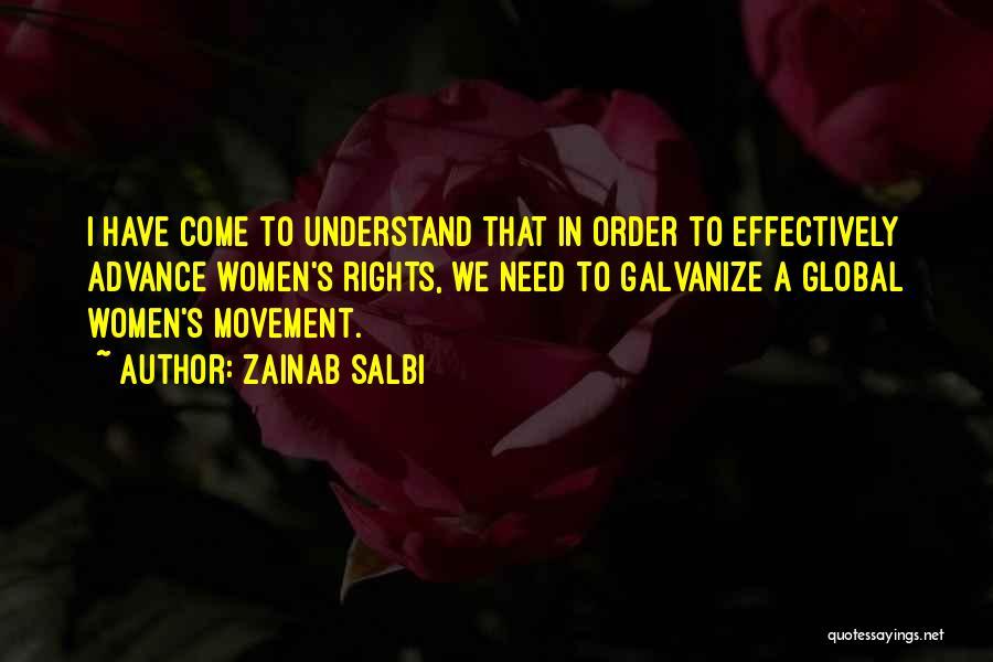 Zainab Salbi Quotes 1135692