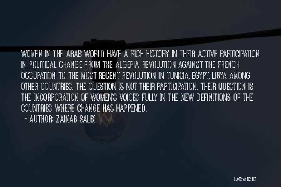 Zainab Salbi Quotes 1284821