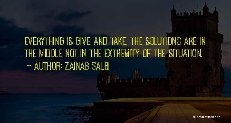 Zainab Salbi Quotes 1315784