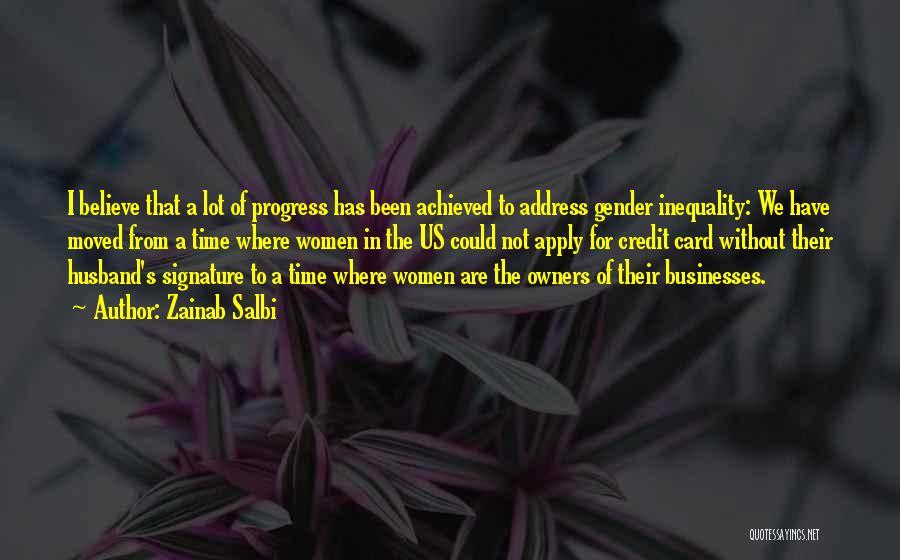 Zainab Salbi Quotes 1571962
