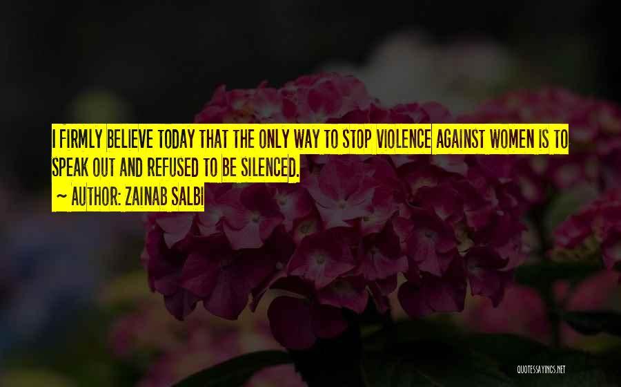 Zainab Salbi Quotes 1605662
