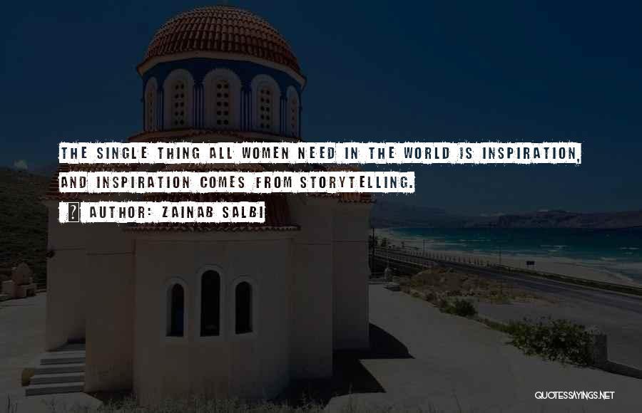 Zainab Salbi Quotes 1607623