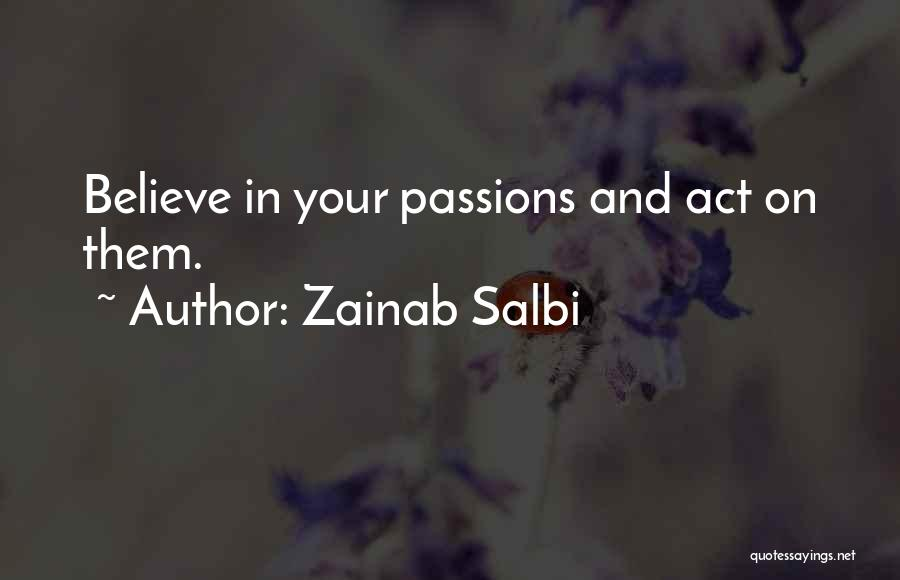 Zainab Salbi Quotes 1656719