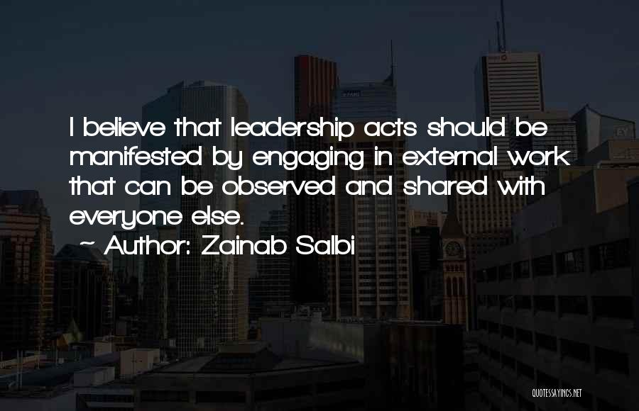 Zainab Salbi Quotes 1687961