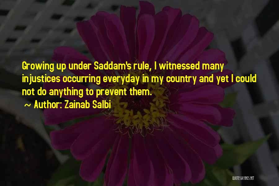 Zainab Salbi Quotes 1700742