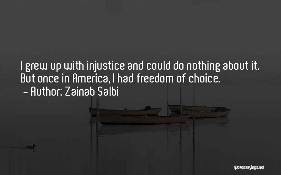 Zainab Salbi Quotes 1711669