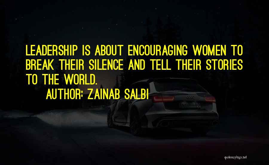 Zainab Salbi Quotes 1733018