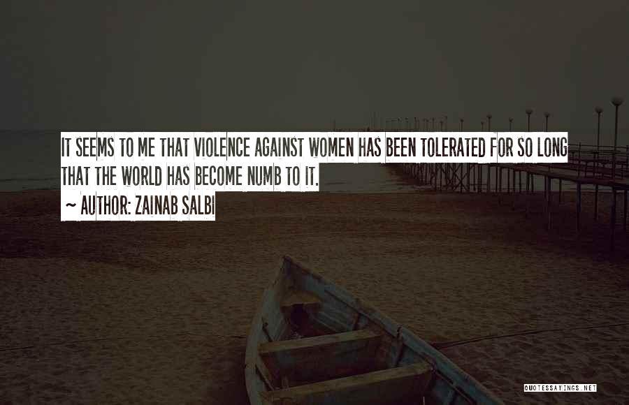 Zainab Salbi Quotes 1765409