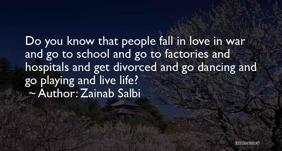 Zainab Salbi Quotes 1773431