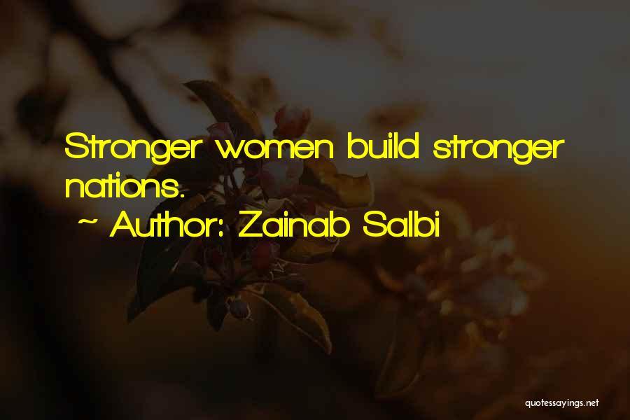 Zainab Salbi Quotes 1788080