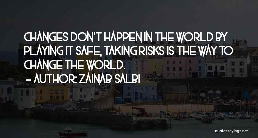 Zainab Salbi Quotes 1876233