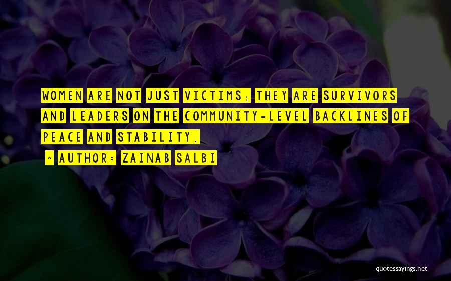 Zainab Salbi Quotes 2054306