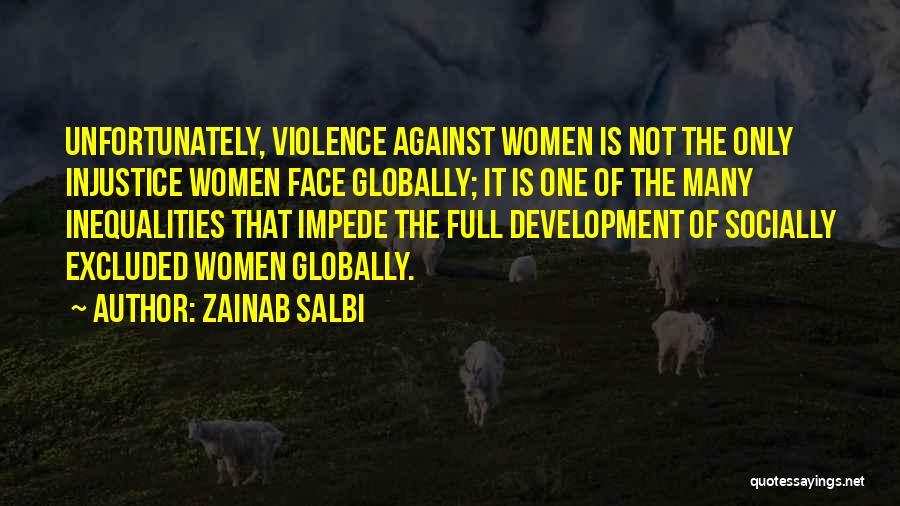 Zainab Salbi Quotes 220770