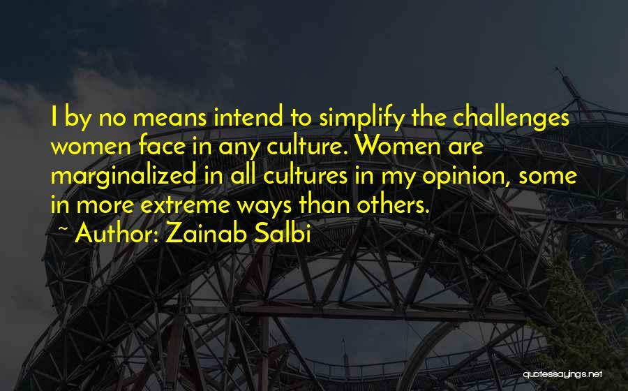 Zainab Salbi Quotes 2251898