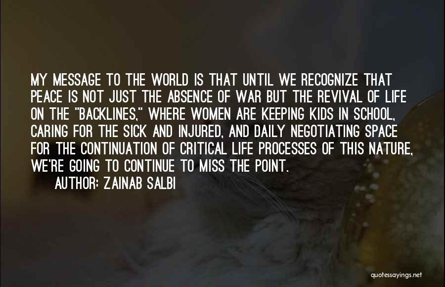 Zainab Salbi Quotes 276931